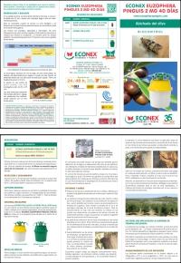 ECONEX EUZOPHERA PINGUIS 2 MG 40 DAYS LEAFLET