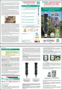 Catálogo de productos y servicios para plagas forestales